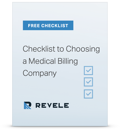Checklist to choosing a medical billing company