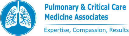 pulminary critical care medicine associates logo