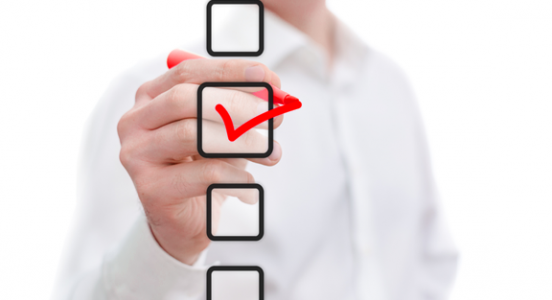 Back to School Immunization Review Checklist