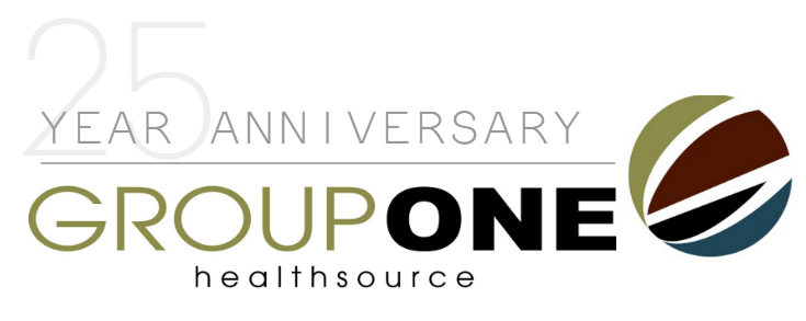 GroupOne Health Source Celebrates 25 Years