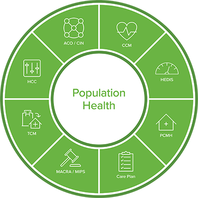 population health wheel